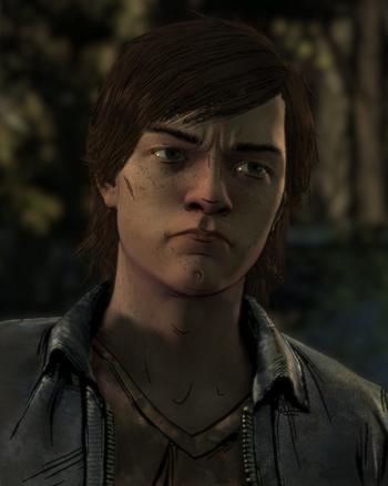 The Walking Dead Game Marlon - The Walking Dead