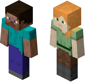 Minecraft Characters Tv Tropes