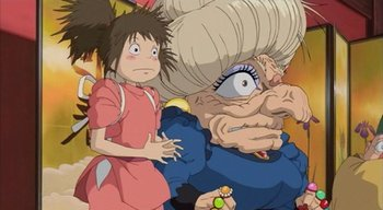 Spirited Away Funny Tv Tropes