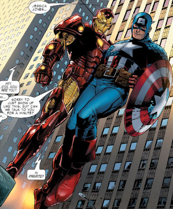 Comic Books Ho Yay Tv Tropes
