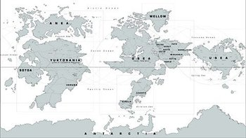 Fictional Earth   TV Tropes