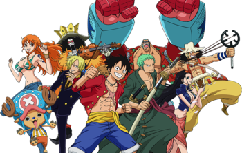 one piece straw hat pirates characters tv tropes