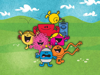 the mr men show western animation tv tropes