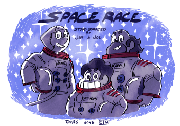 space race steven universe fan art - photo #25