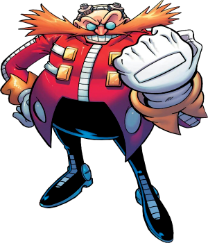 Archie Comics Sonic The Hedgehog Eggman Empire Characters Tv Tropes