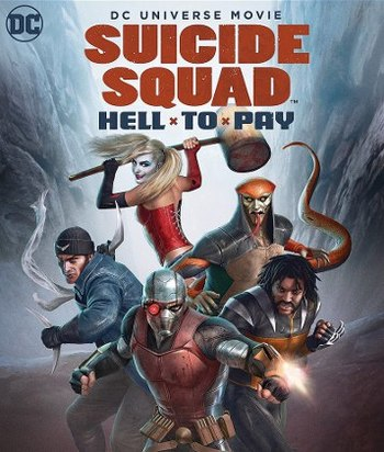 https://static.tvtropes.org/pmwiki/pub/images/suicide_squad_hell_to_pay.jpg