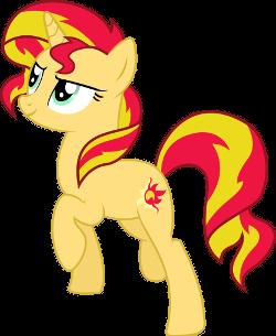 http://static.tvtropes.org/pmwiki/pub/images/sunset_pony.png