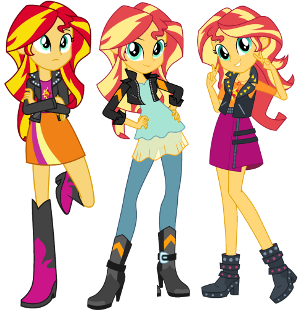 fee92aae478a My Little Pony: Equestria Girls – Sunset Shimmer / Characters - TV ...