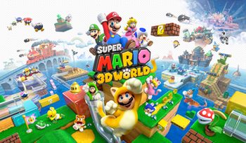 Super Mario 3D World (Video Game) - TV Tropes