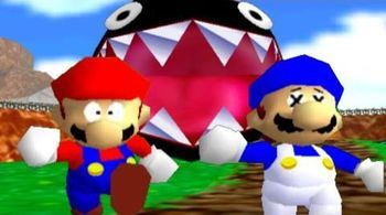 https://static.tvtropes.org/pmwiki/pub/images/super_mario_64_bloopers_who_let_the_chomp_out_8.jpg