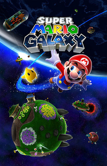 Super Mario Galaxy (Video Game) - TV Tropes