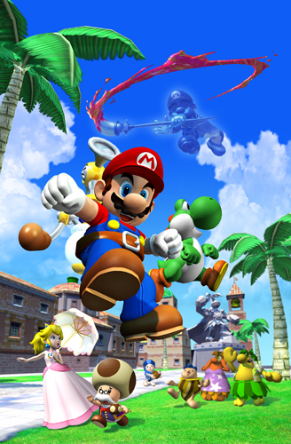 Super Mario Sunshine (Video Game) - TV Tropes