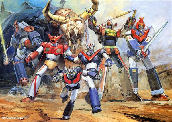 page related discussion main super robot genre aka super robot