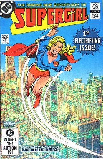 Supergirl 1982 (Comic Book) - TV Tropes