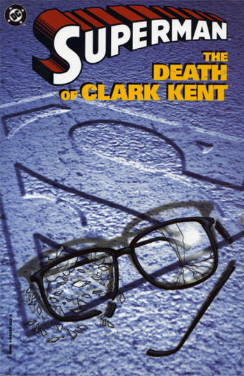 an analysis of the topic of the clark kent character from the comic book superman Of the controversy that haunted the comic book industry although the role of superman in american post-war culture published by digital commons @ iwu, 1995 t- (superman/clark kent, jimmy olsen, and lois lane) (1.