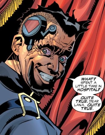 Superman Red Son Nightmare Fuel Tv Tropes