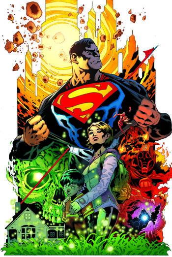 Superman Rebirth Comic Book  TV Tropes