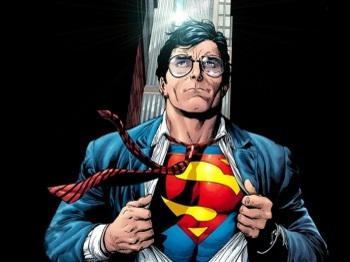 Image result for Superman gives up secret identity