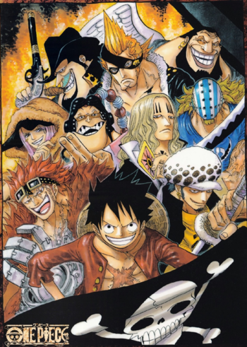 One Piece: Eleven Supernovas / Characters - TV Tropes