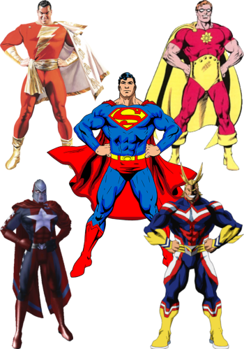 Superman Substitute Tv Tropes