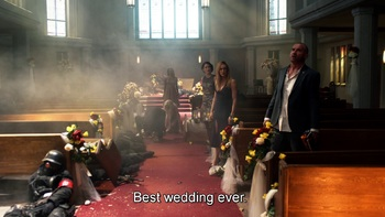 https://static.tvtropes.org/pmwiki/pub/images/suprgrl_wedding_crash.jpg