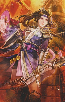 Samurai Warriors Characters Tv Tropes