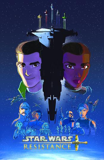 Star Wars Resistance (Western Animation) - TV Tropes