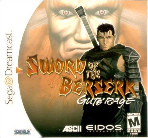 sword of the berserk  guts u0026 39  rage  video game