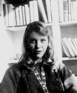 sylvia plath creator tv tropes