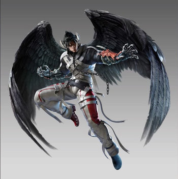 Tekken 3 Characters Tv Tropes