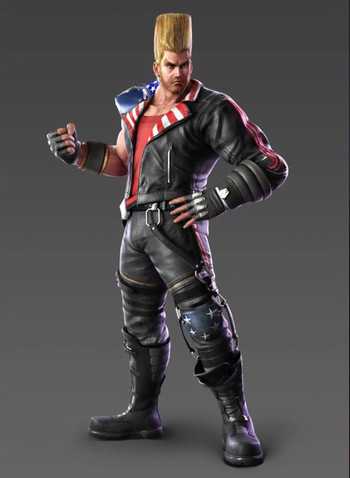 tekken 3 king outfits