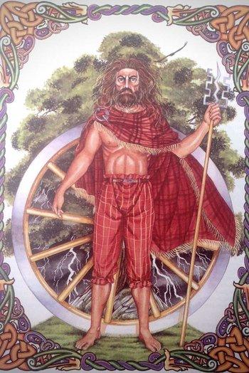 https://static.tvtropes.org/pmwiki/pub/images/taranis_celtic_deity_mythology.jpg