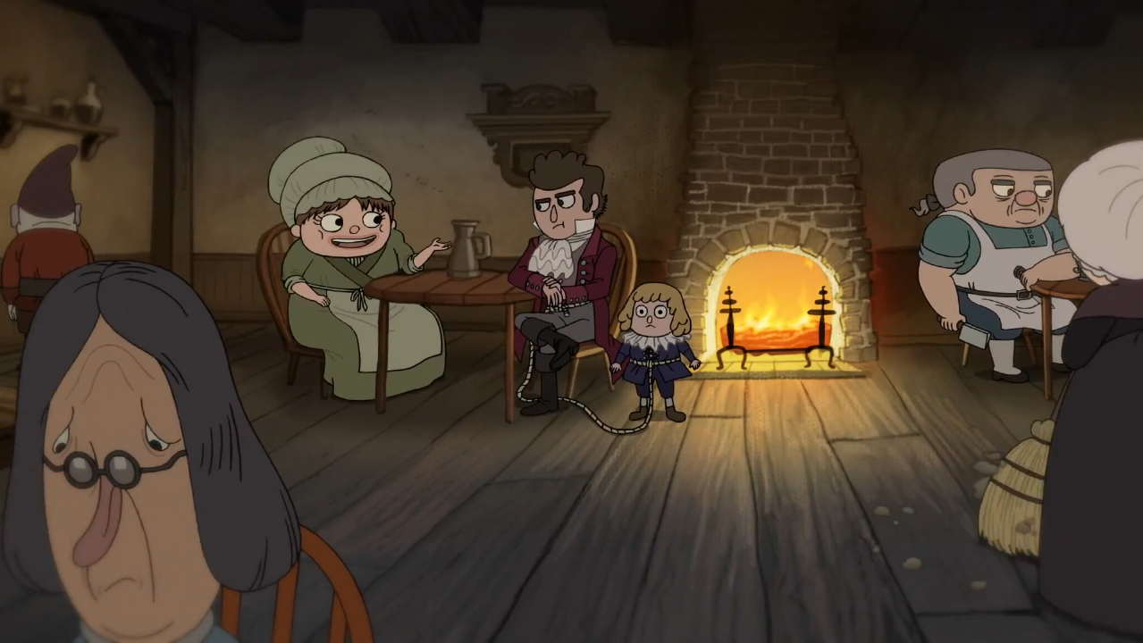 Over The Garden Wall Characters Tv Tropes