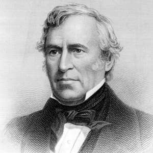 regret nothing  but I am sorry that I am about to leave my friends    Zachary Taylor President
