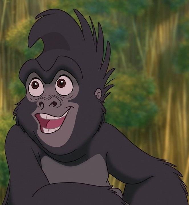 Monkey characters disney - photo#42