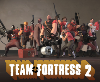 Team Fortress 2 Video Game Tv Tropes