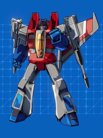 Transformers: Devastation - Starscream Boss Fight