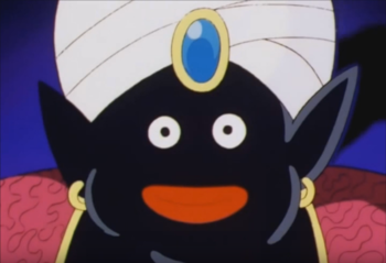 Abridged Mr Popo Self Demonstrating Tv Tropes