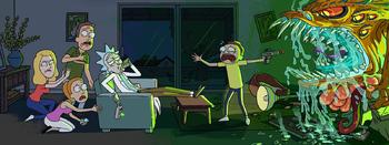 Rick and Morty   Funny - TV Tropes c63e78a0d7a8
