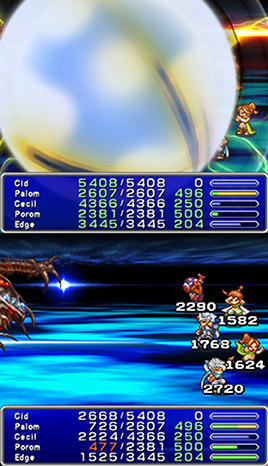Final Fantasy / That One Attack - TV Tropes