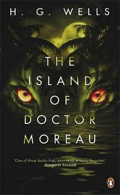 An analysis of the novel the island of doctor moreau