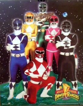 Mighty Morphin Power Rangers Series Tv Tropes