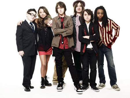 The Naked Brothers Band (2007-2009), which started out as an