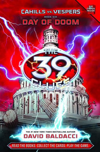 the 39 clues day of doom recap tv tropes