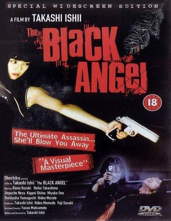 Black Angel Vol 1 Film Tv Tropes