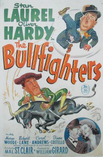 https://static.tvtropes.org/pmwiki/pub/images/the_bullfighters.jpg
