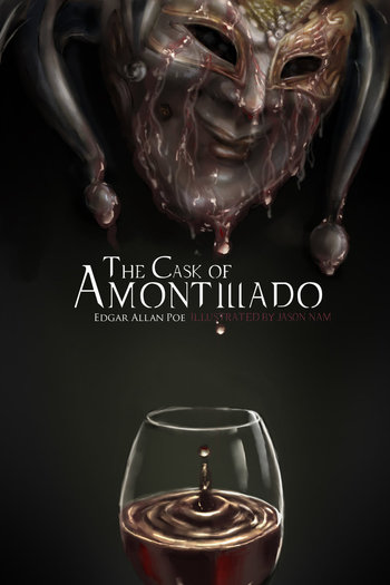 An analysis of the punishment in the cask of amontillado by edgar allan poe