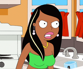 The Cleveland Show Characters Tv Tropes