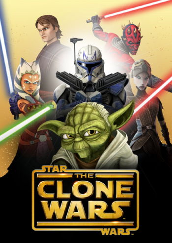 Star Wars The Clone Wars Western Animation Tv Tropes