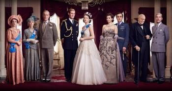 The Crown Cast